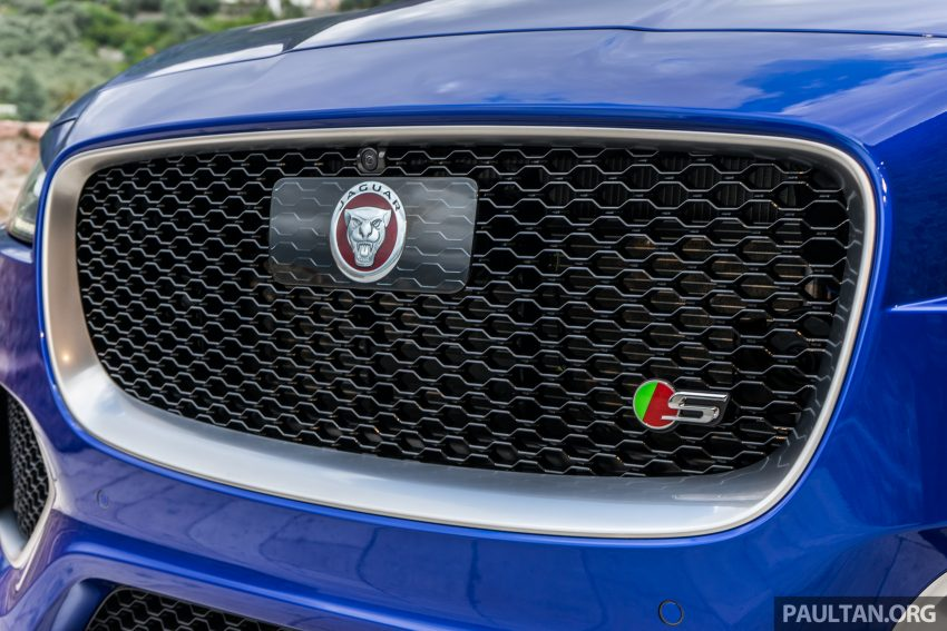 DRIVEN: Jaguar F-Pace – a go-anywhere Leaping Cat Image #494790