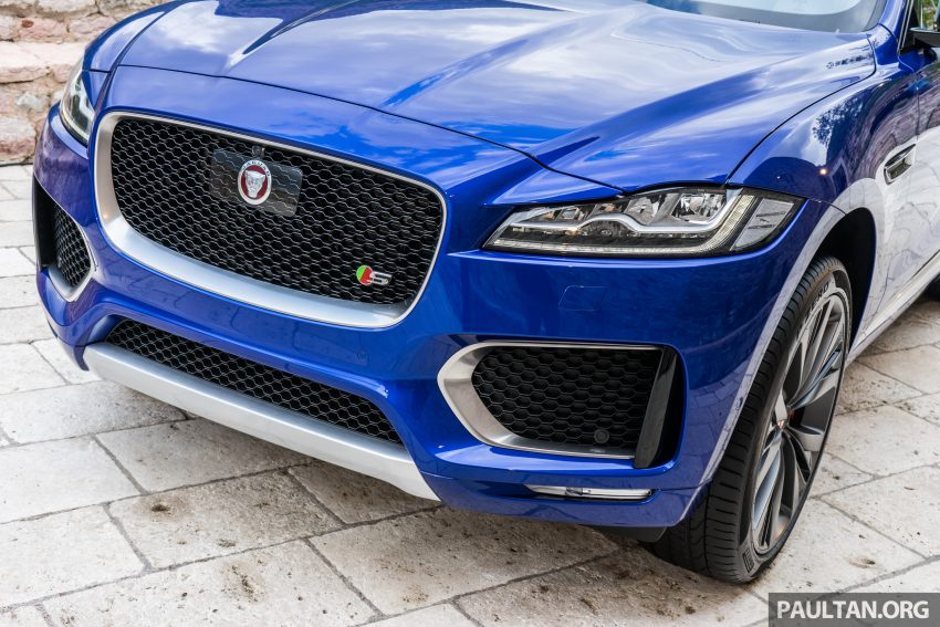 DRIVEN: Jaguar F-Pace – a go-anywhere Leaping Cat Image #494792