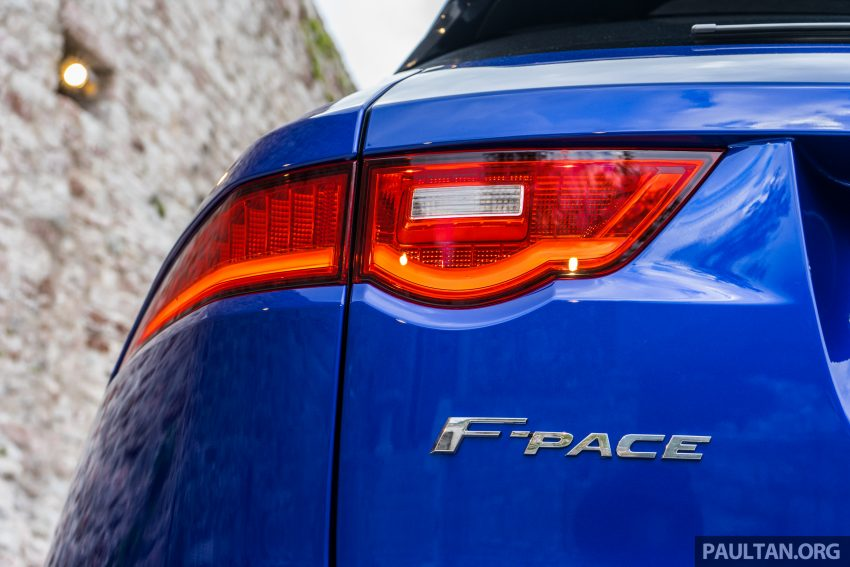 DRIVEN: Jaguar F-Pace – a go-anywhere Leaping Cat Image #494801