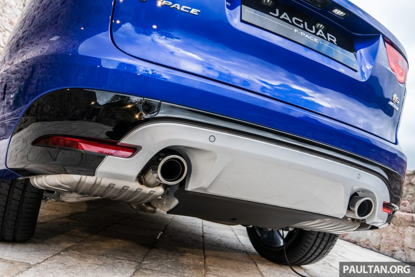 DRIVEN: Jaguar F-Pace – a go-anywhere Leaping Cat Image #494802