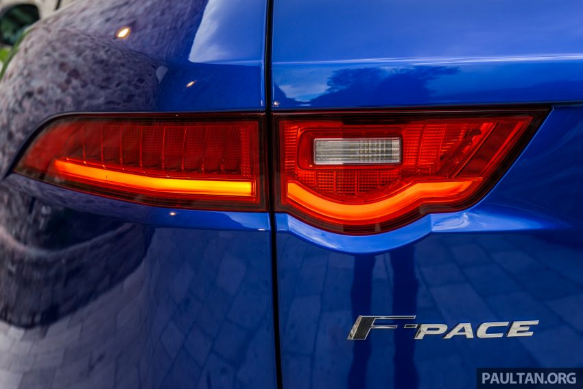 DRIVEN: Jaguar F-Pace – a go-anywhere Leaping Cat Image #494803