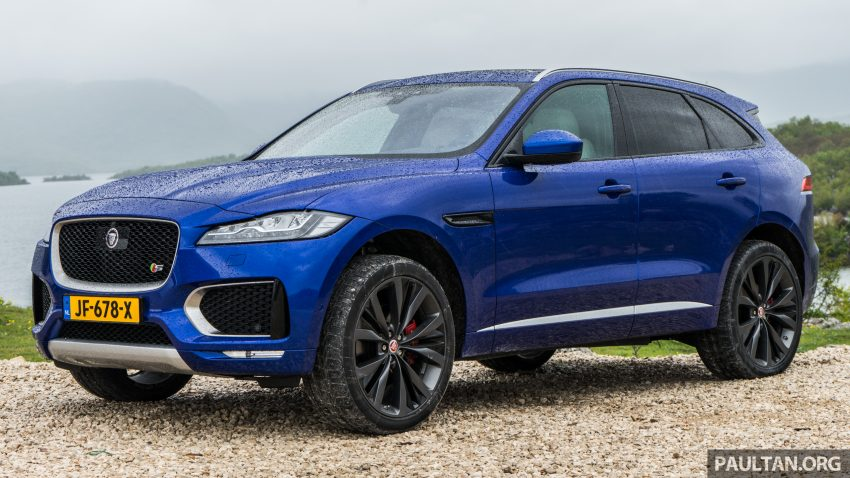 DRIVEN: Jaguar F-Pace – a go-anywhere Leaping Cat Image #494768