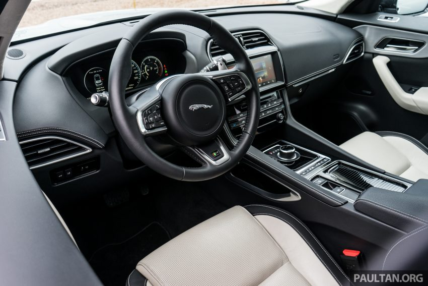 DRIVEN: Jaguar F-Pace – a go-anywhere Leaping Cat Image #494813