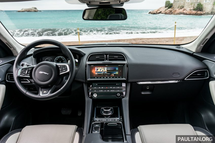 DRIVEN: Jaguar F-Pace – a go-anywhere Leaping Cat Image #494814