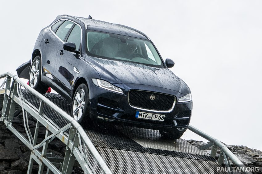 DRIVEN: Jaguar F-Pace – a go-anywhere Leaping Cat Image #494769