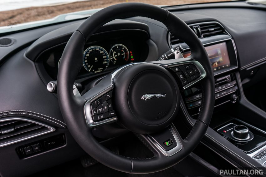 DRIVEN: Jaguar F-Pace – a go-anywhere Leaping Cat Image #494817