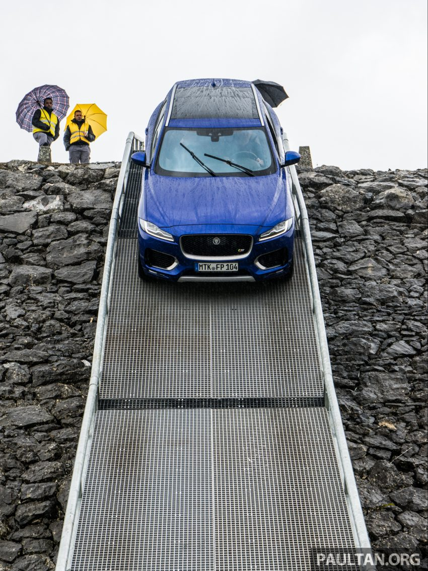 DRIVEN: Jaguar F-Pace – a go-anywhere Leaping Cat Image #494770