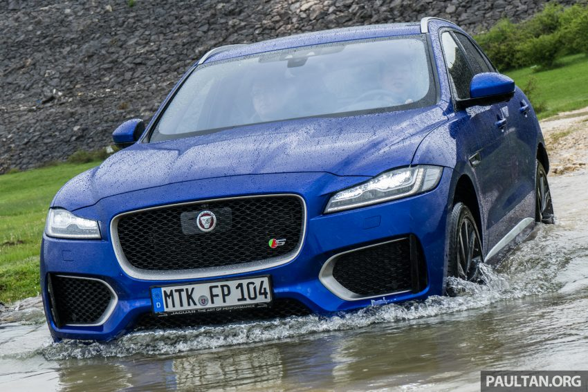 DRIVEN: Jaguar F-Pace – a go-anywhere Leaping Cat Image #494771
