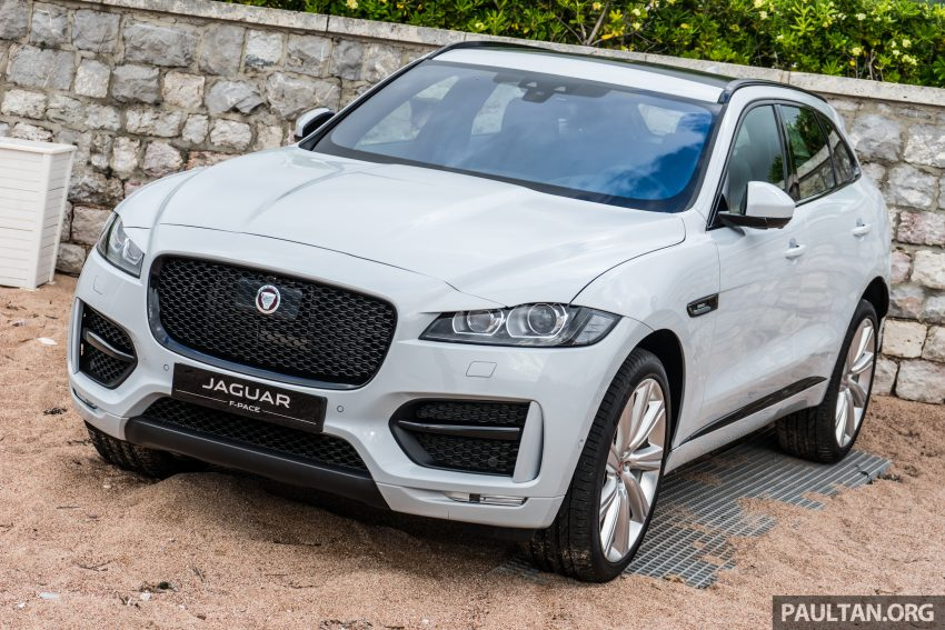 DRIVEN: Jaguar F-Pace – a go-anywhere Leaping Cat Image #494772