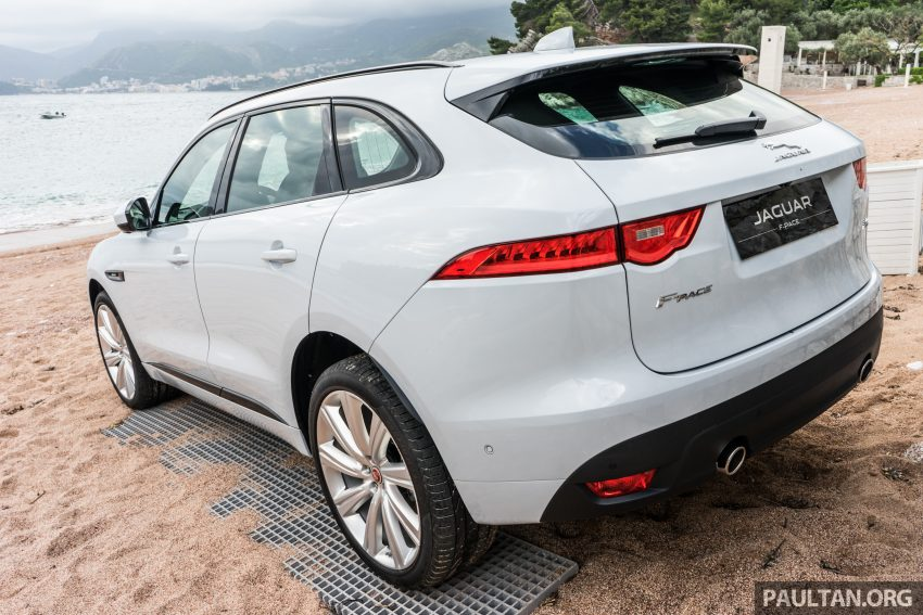 DRIVEN: Jaguar F-Pace – a go-anywhere Leaping Cat Image #494773