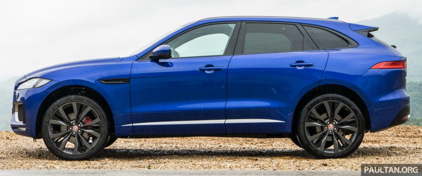 DRIVEN: Jaguar F-Pace – a go-anywhere Leaping Cat Image #494974