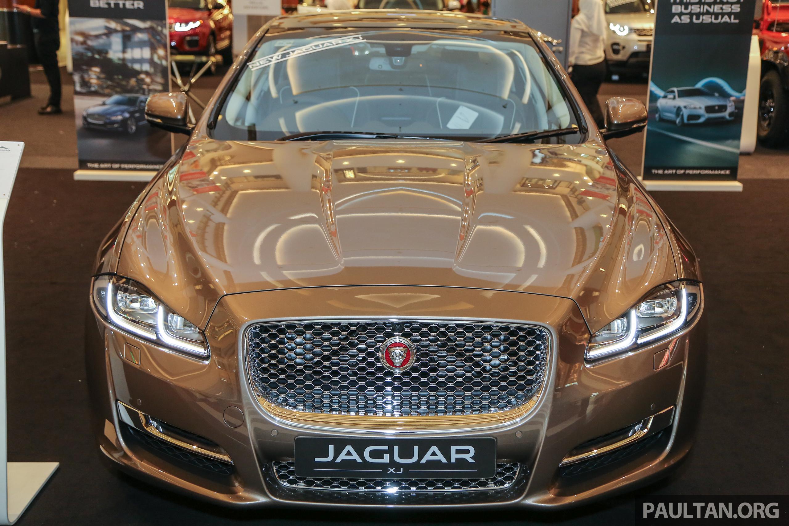 Jaguar 2018 Xj >> Jaguar XJ L 2.0 Ti facelift on display at BSC – RM703k Paul Tan - Image 499749