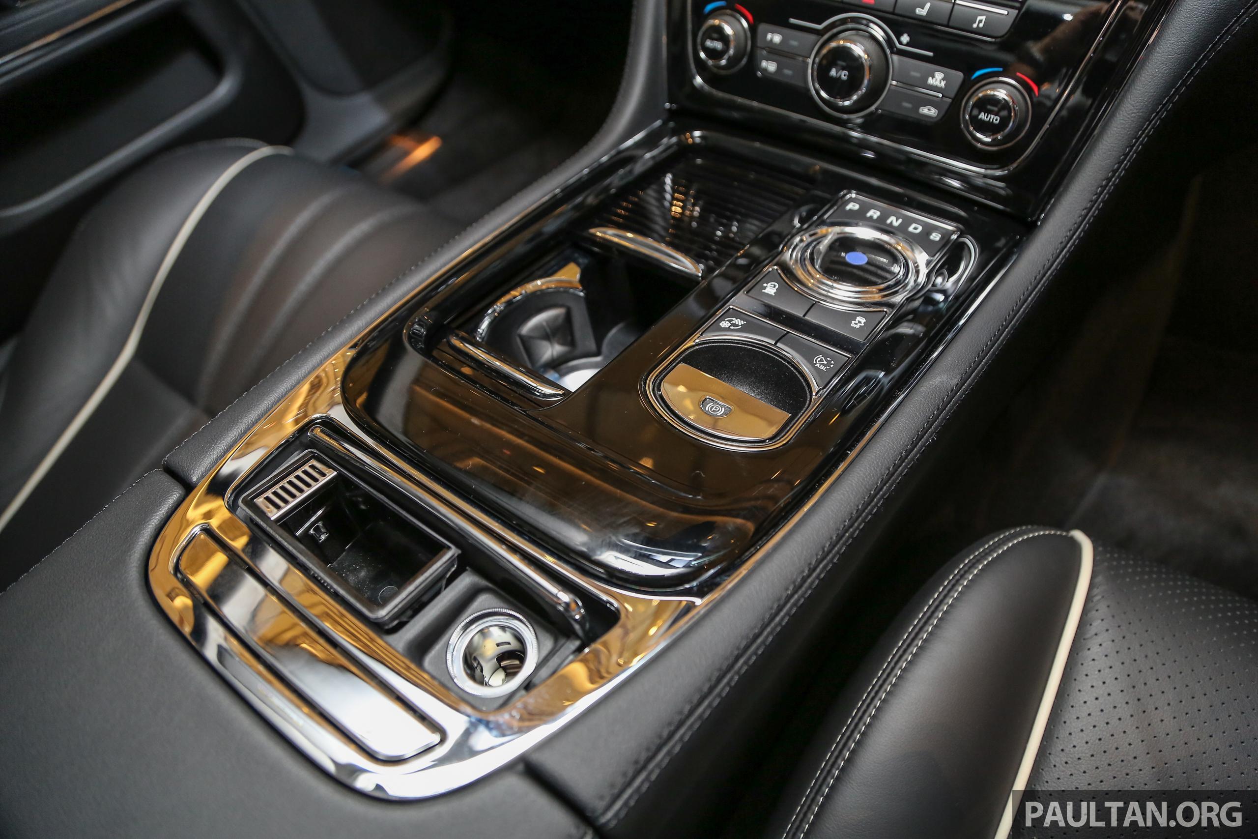 Jaguar 2018 Xj >> Jaguar XJ L 2.0 Ti facelift on display at BSC – RM703k Paul Tan - Image 499784