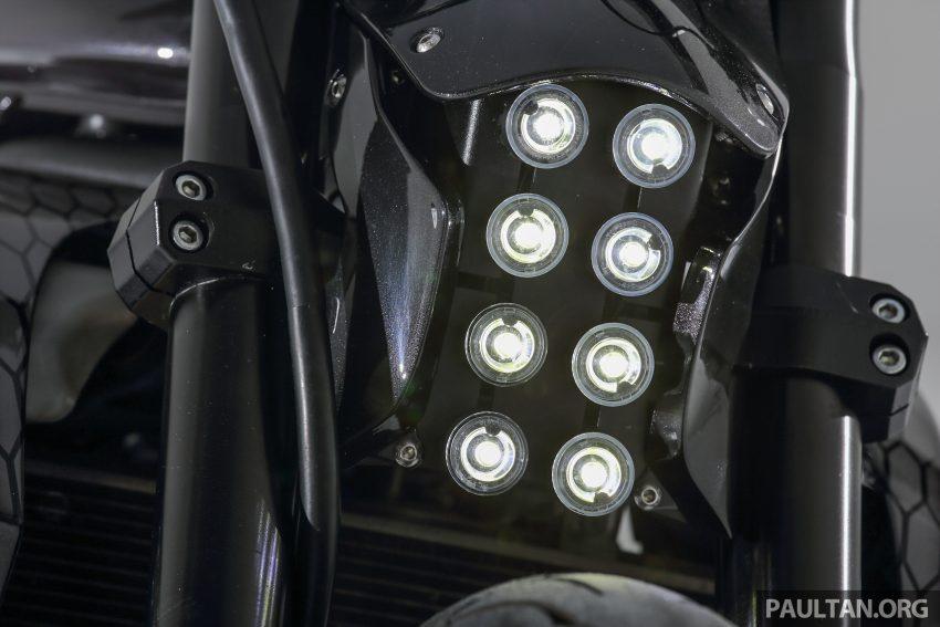 Kenstomoto BOBR: Malaysian Kenny Yeoh's third custom, based on a Kawasaki ER-6n – exclusive pics Image #500059