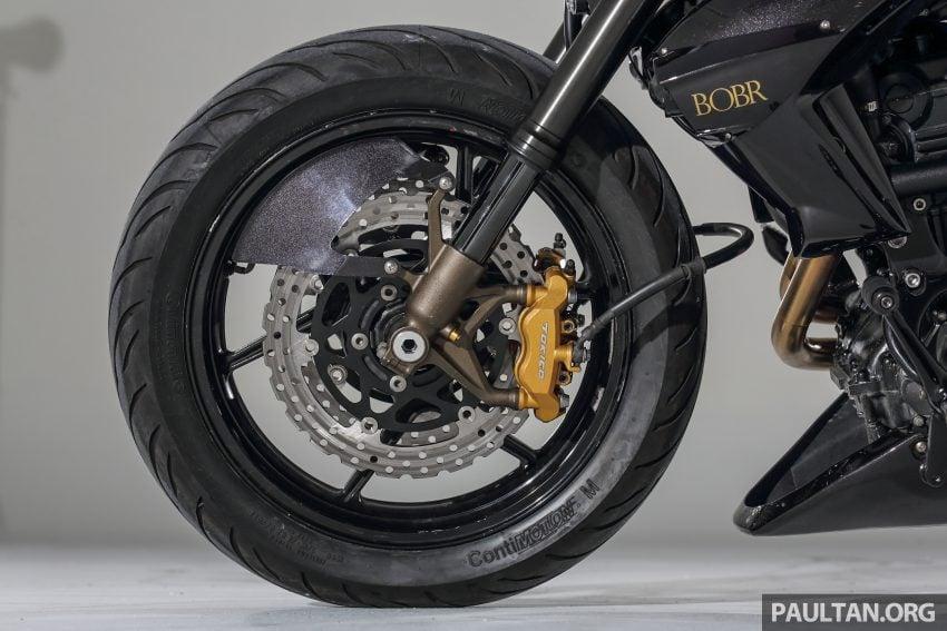Kenstomoto BOBR: Malaysian Kenny Yeoh's third custom, based on a Kawasaki ER-6n – exclusive pics Image #500043