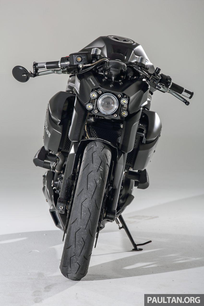 Kenstomoto BOBR: Malaysian Kenny Yeoh's third custom, based on a Kawasaki ER-6n – exclusive pics Image #500114