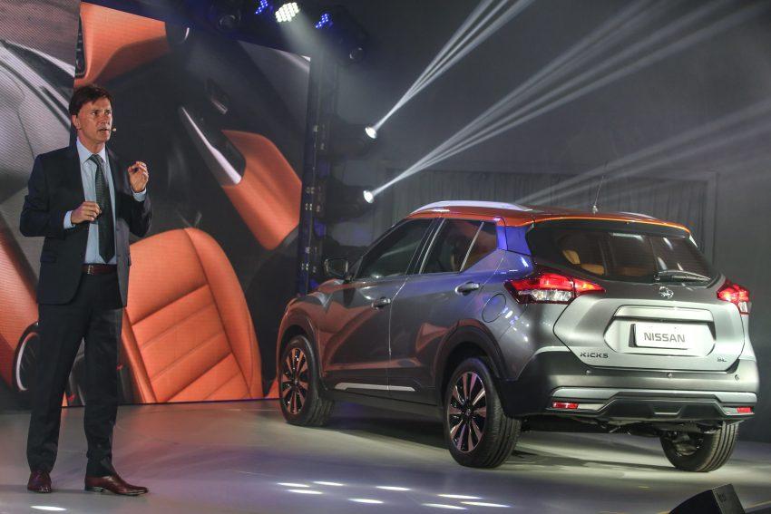 VIDEO: Nissan Kicks 2016 – sebuah lagi pencabar Honda HR-V dalam pasaran SUV segmen-B Image #490303