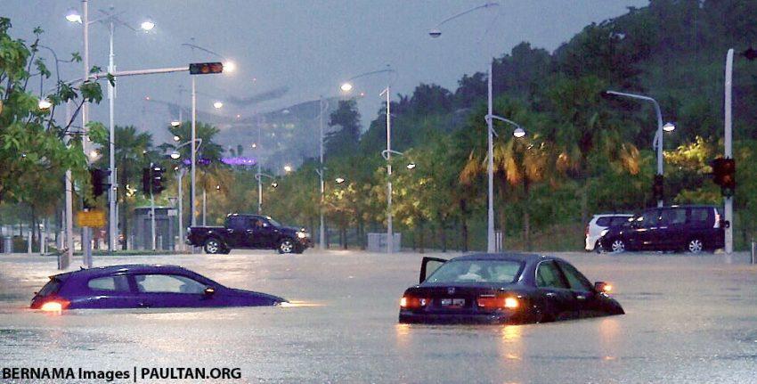 Perparitan yang kurang efisien punca banjir – kerajaan Image #493675
