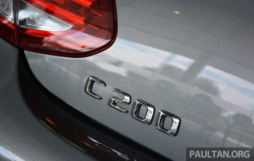 C205 Mercedes-Benz C-Class Coupe launched in Malaysia – three variants, RM309k to RM389k Image #495870