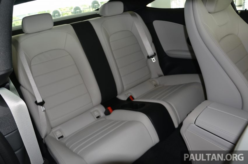 C205 Mercedes-Benz C-Class Coupe launched in Malaysia – three variants, RM309k to RM389k Image #495873