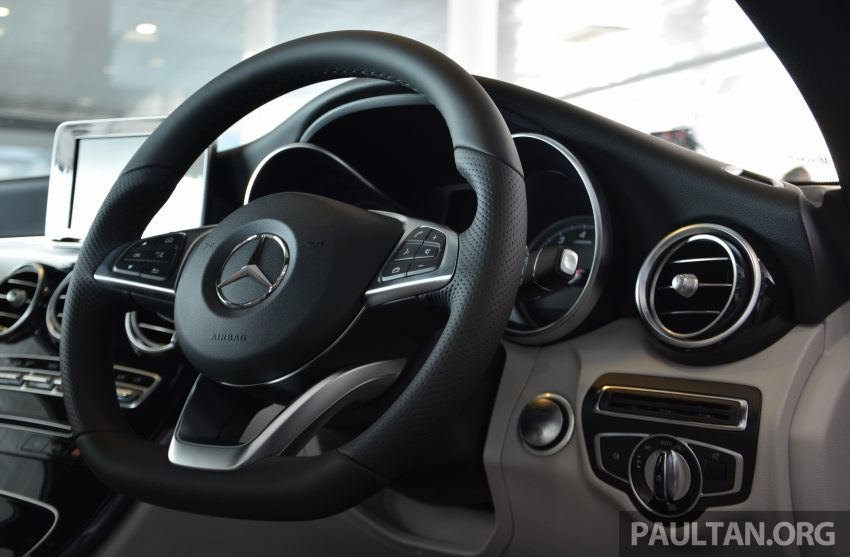 C205 Mercedes-Benz C-Class Coupe launched in Malaysia – three variants, RM309k to RM389k Image #495877