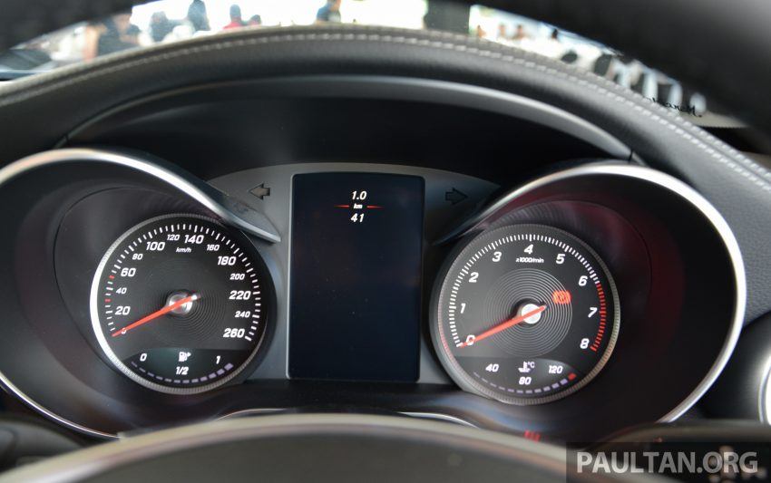 C205 Mercedes-Benz C-Class Coupe launched in Malaysia – three variants, RM309k to RM389k Image #495862