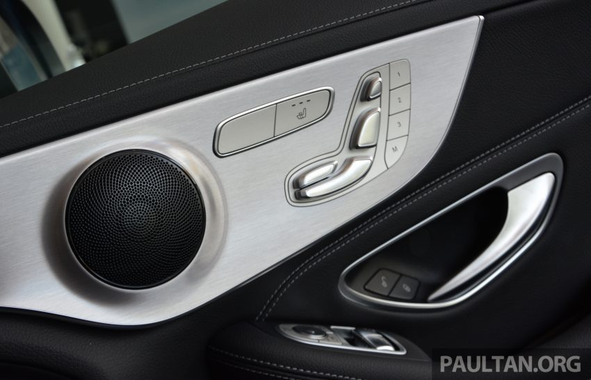 C205 Mercedes-Benz C-Class Coupe launched in Malaysia – three variants, RM309k to RM389k Image #495865