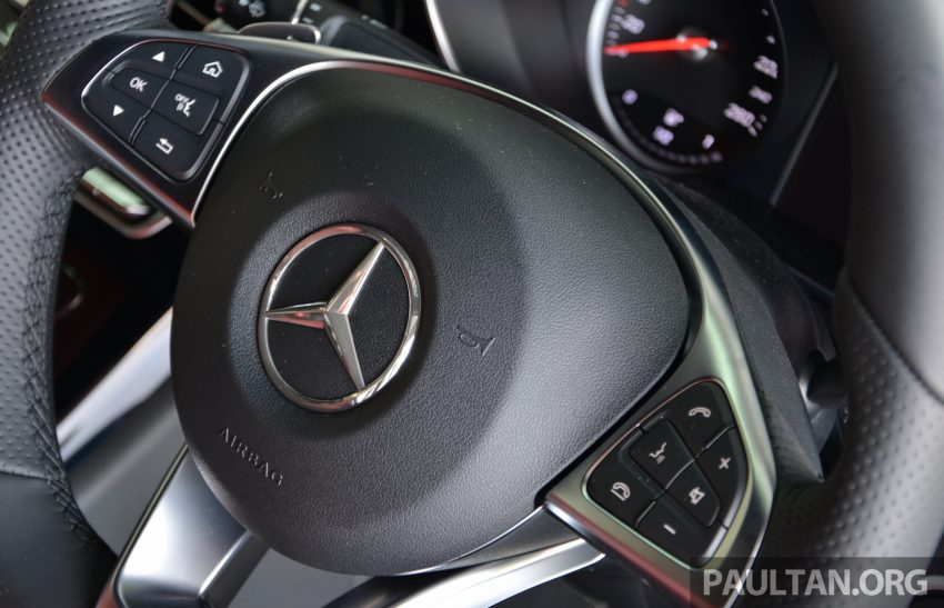 C205 Mercedes-Benz C-Class Coupe launched in Malaysia – three variants, RM309k to RM389k Image #495846