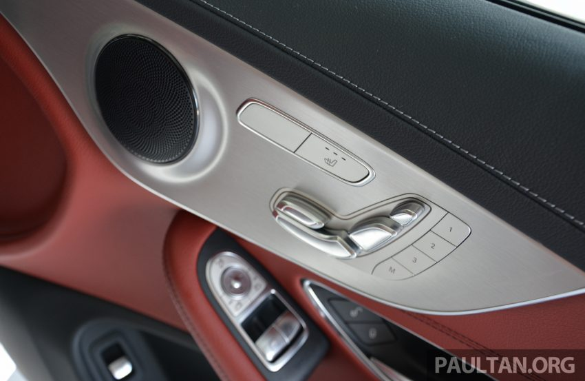 C205 Mercedes-Benz C-Class Coupe launched in Malaysia – three variants, RM309k to RM389k Image #495847