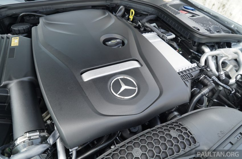 C205 Mercedes-Benz C-Class Coupe launched in Malaysia – three variants, RM309k to RM389k Image #495242