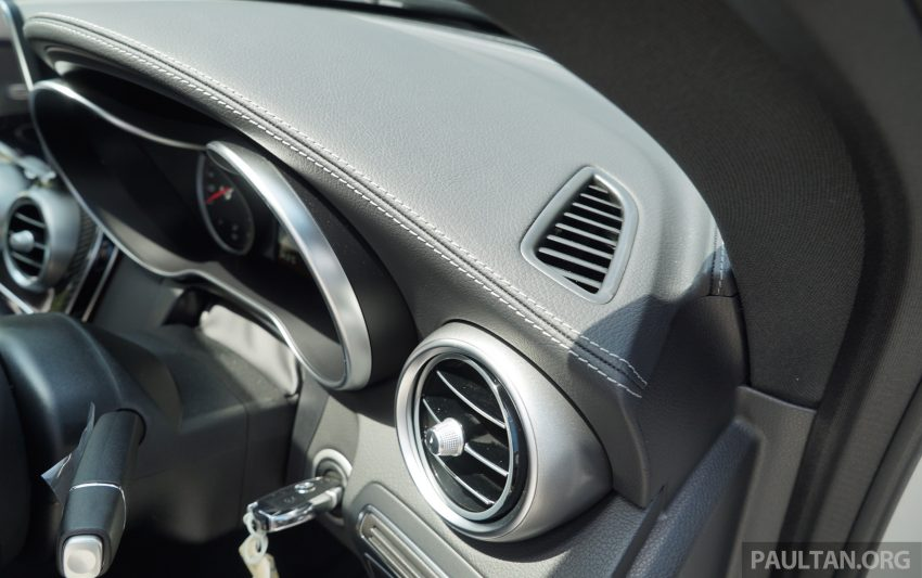 C205 Mercedes-Benz C-Class Coupe launched in Malaysia – three variants, RM309k to RM389k Image #495263