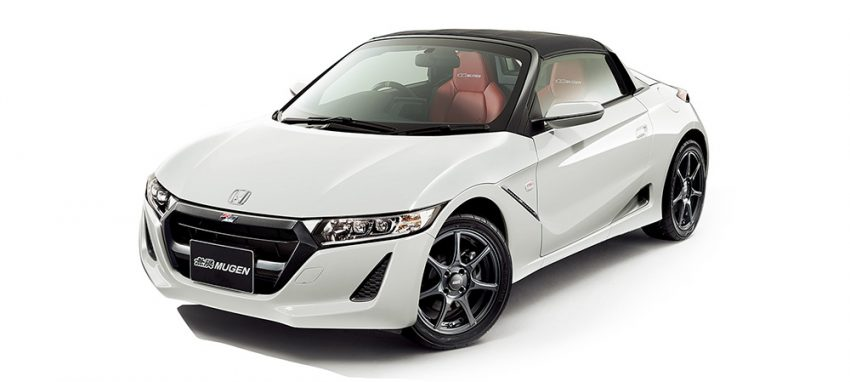 Honda S660 Mugen RA revealed – only 660 JDM units Image #499696