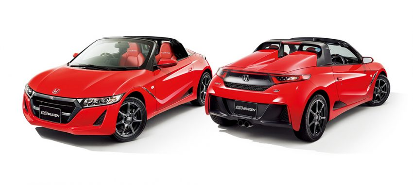Honda S660 Mugen RA revealed – only 660 JDM units Image #499689