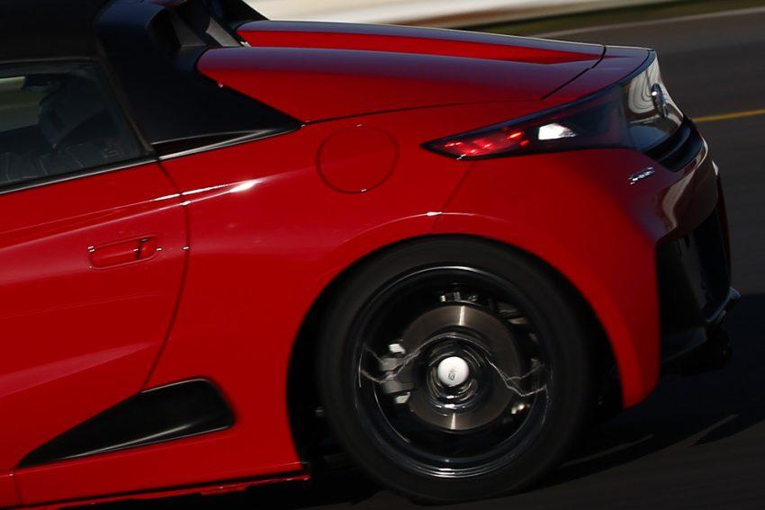 Honda S660 Mugen RA revealed – only 660 JDM units Image #499722