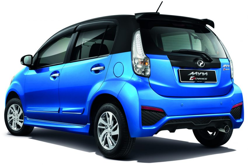 Myvi 2017 Review >> Perodua Myvi | Autos Post
