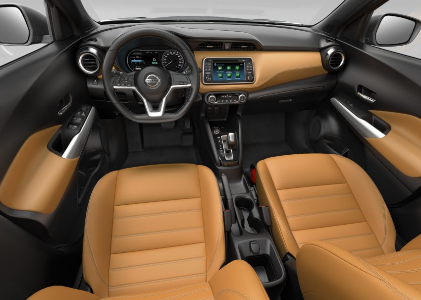 Nissan Kicks debuts – new Honda HR-V rival detailed Image #487225