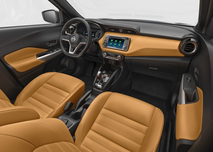 Nissan Kicks 2016 didedahkan, bakal bersaing dengan Honda HR-V dalam pasaran crossover segmen-B Image #487389