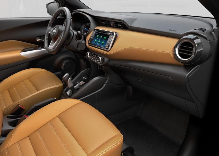 Nissan Kicks 2016 didedahkan, bakal bersaing dengan Honda HR-V dalam pasaran crossover segmen-B Image #487388