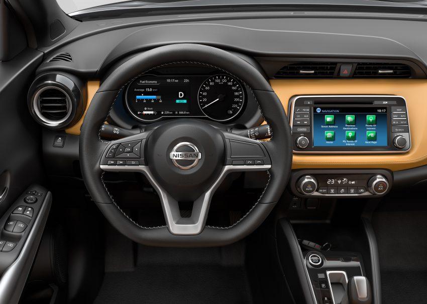 Nissan Kicks debuts – new Honda HR-V rival detailed Image #487228