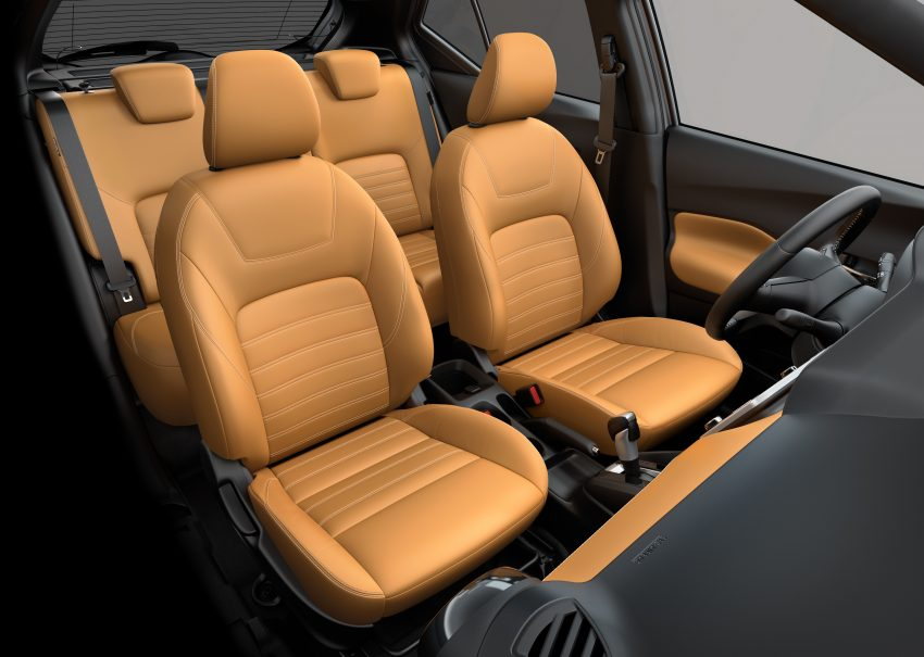 Nissan Kicks 2016 didedahkan, bakal bersaing dengan Honda HR-V dalam pasaran crossover segmen-B Image #487396