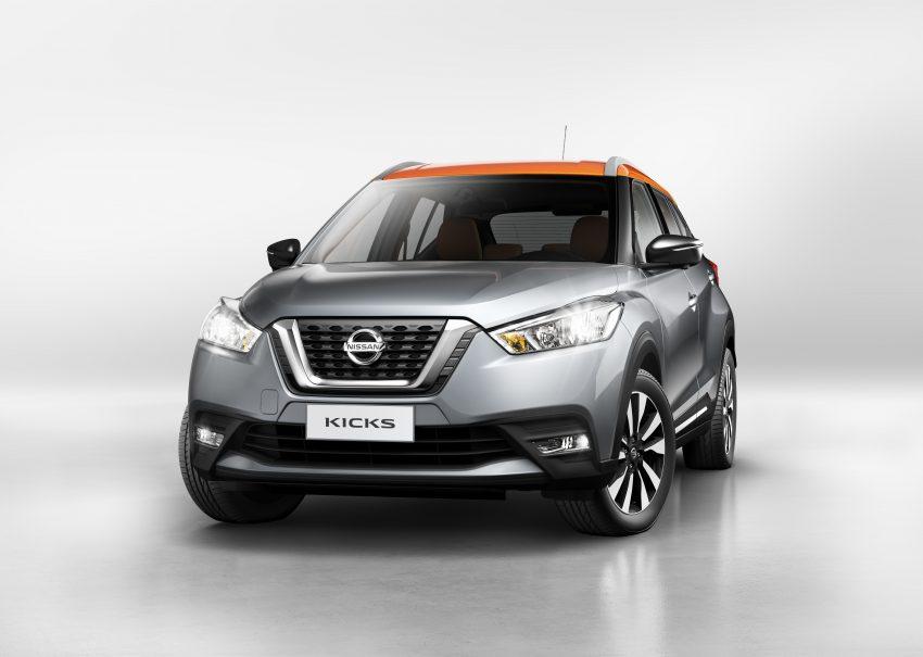 Nissan Kicks debuts – new Honda HR-V rival detailed Image #487221