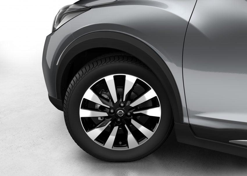 Nissan Kicks debuts – new Honda HR-V rival detailed Image #487223