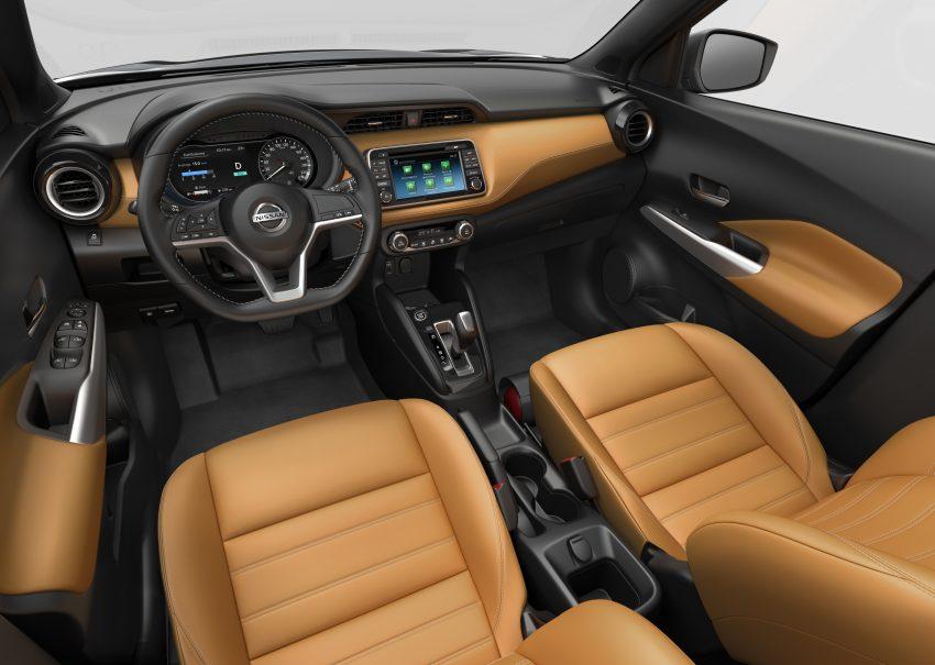 Nissan Kicks debuts – new Honda HR-V rival detailed Image #487224
