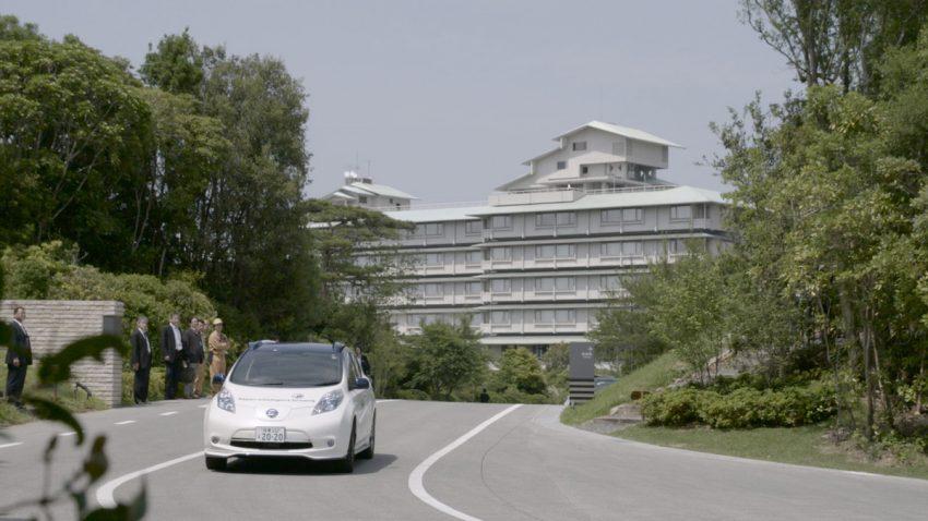 Nissan showcases ProPILOT autonomous tech at G7 Image #499868