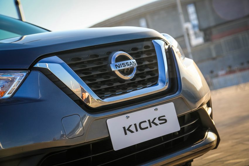 GALLERY: Nissan Kicks soaks up the Brazilian sun Image #487821