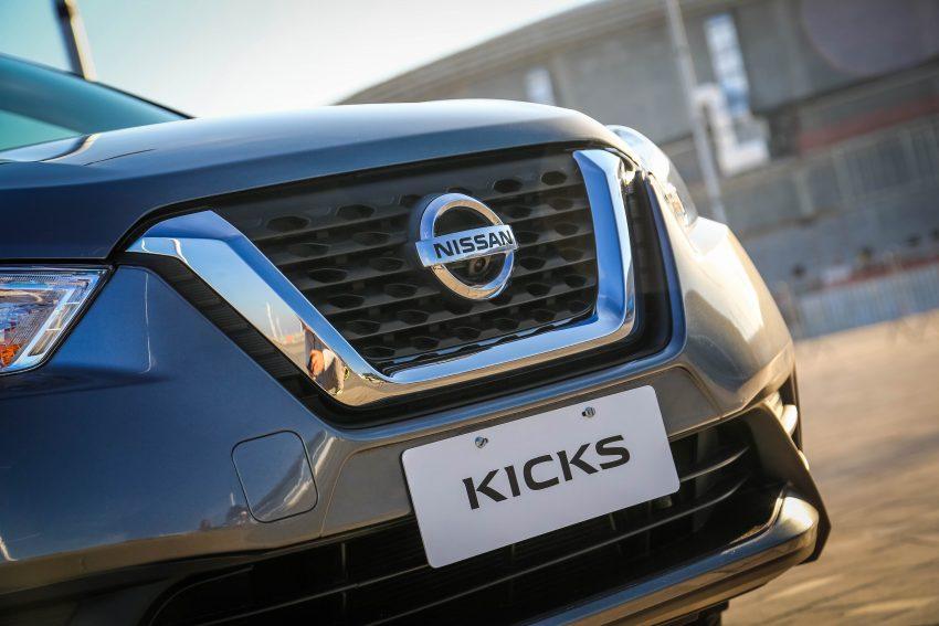 GALLERY: Nissan Kicks soaks up the Brazilian sun Image #487821
