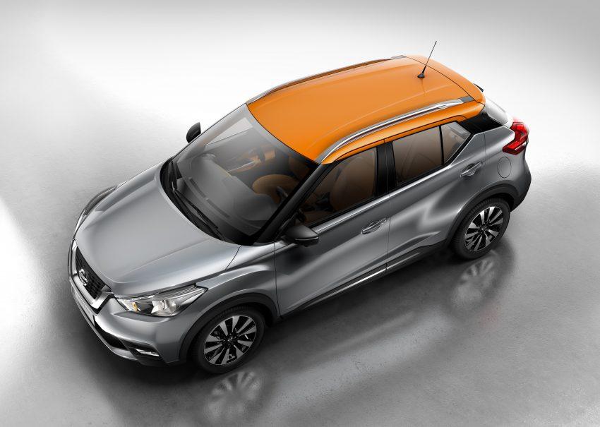 VIDEO: Nissan Kicks 2016 – sebuah lagi pencabar Honda HR-V dalam pasaran SUV segmen-B Image #490285