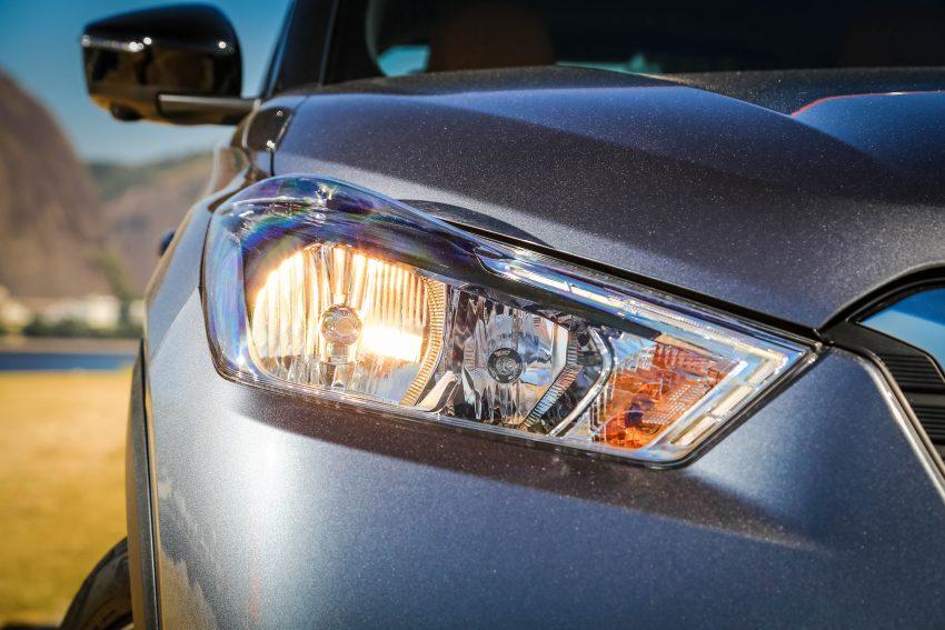 GALLERY: Nissan Kicks soaks up the Brazilian sun Image #487829