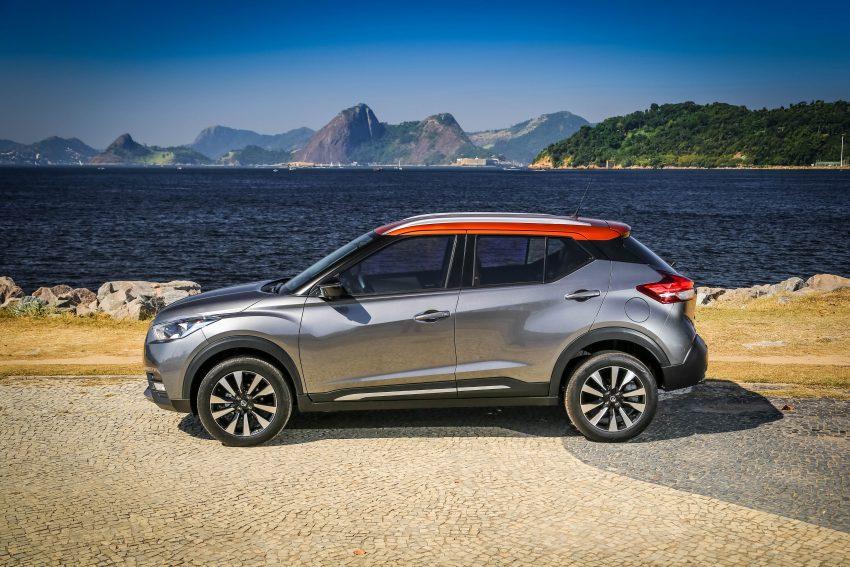 VIDEO: Nissan Kicks 2016 – sebuah lagi pencabar Honda HR-V dalam pasaran SUV segmen-B Image #490301