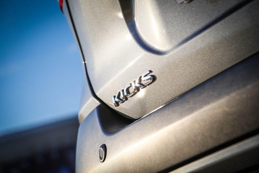 VIDEO: Nissan Kicks 2016 – sebuah lagi pencabar Honda HR-V dalam pasaran SUV segmen-B Image #490298